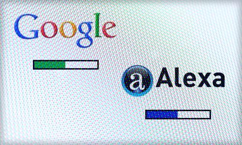 seo : Google Pagerank vs Alexa Rank