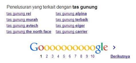 Cara memilih keyword seo - Google Suggestion