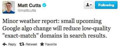 Pakai Nama Domain Berisikan Keyword untuk SEO Website Anda? Coba Pikir Lagi!